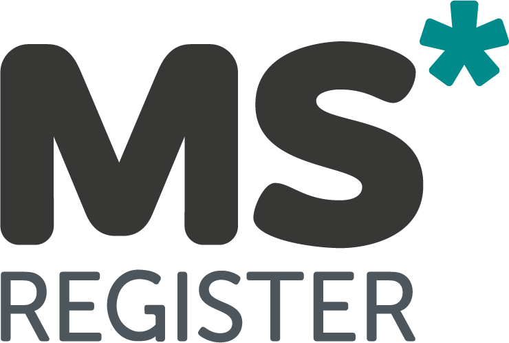 UK MS Register Logo